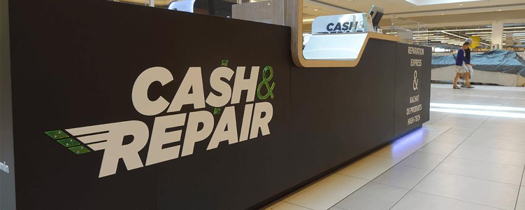 cash and repair écologique