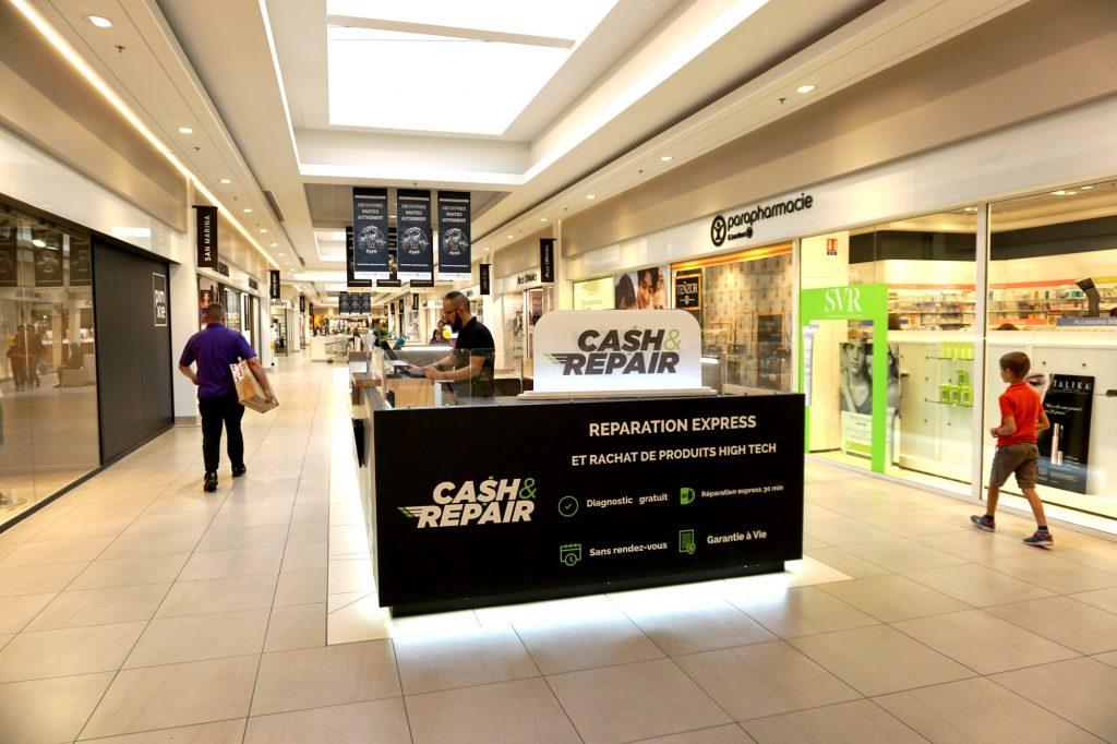 franchise atelier réparation mobile cash and repair