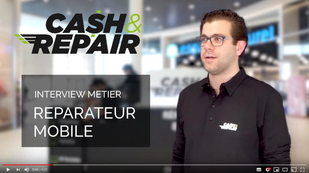 interview réparateur mobile