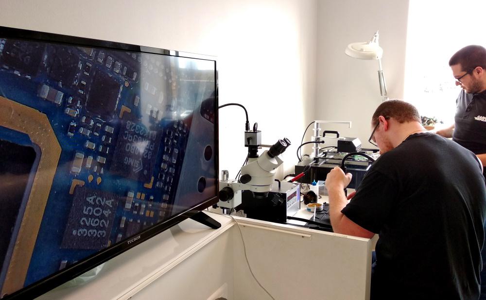 technicité réparation mobile